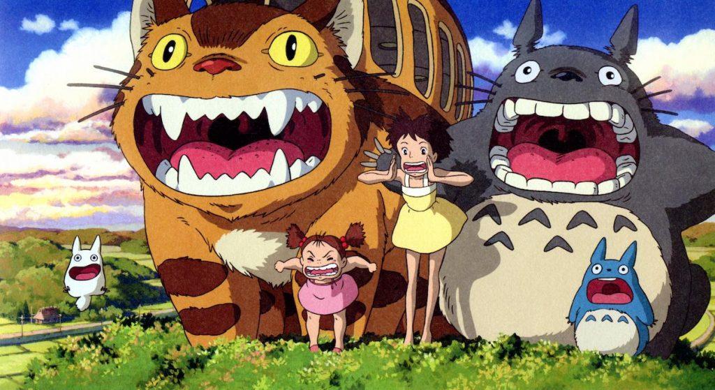 Filmes educativos: Meu amigo Totoro