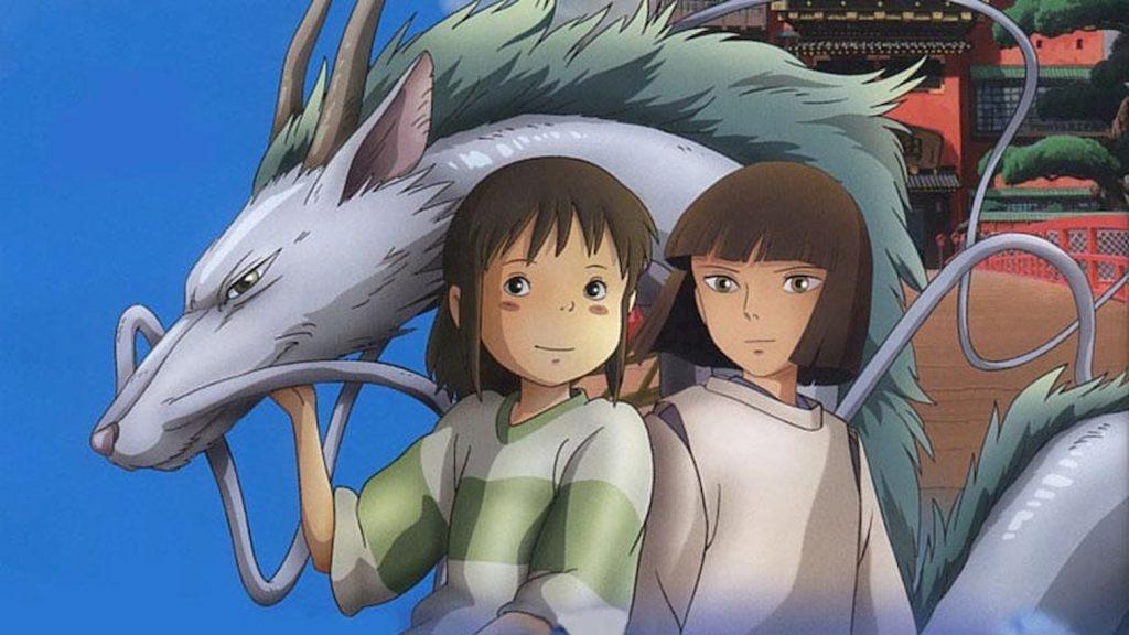 Filmes educacionais: A viagem de Chihiro
