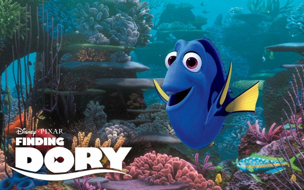 Filmes educacionais: Procurando Dory