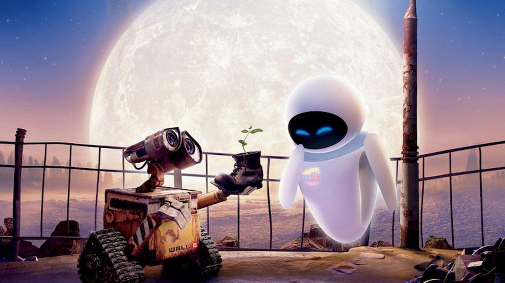 Filmes educativos: Wall-E